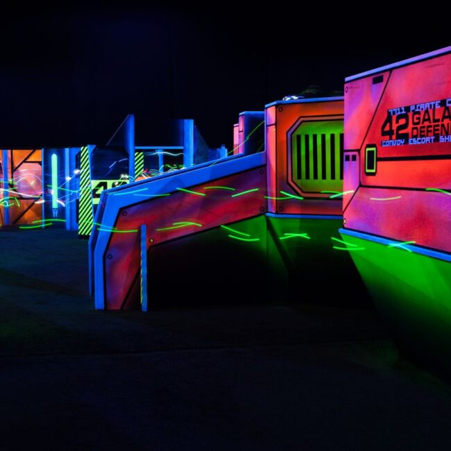 Lasertag Alma Park dein Event- und Freizeitpark Gelsenkrichen