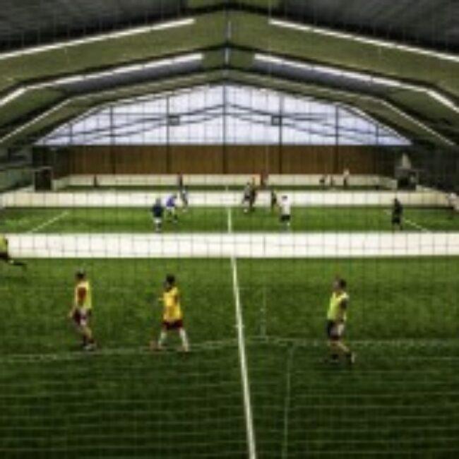 Kick mit Indoor Soccer