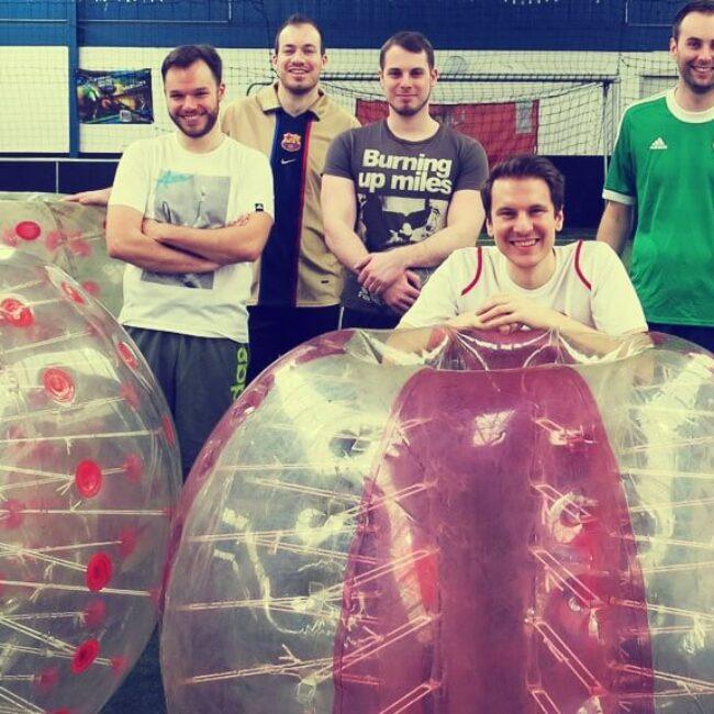 Bubbleball Alma Park dein Event und Freizeitpark Gelsenkirchen