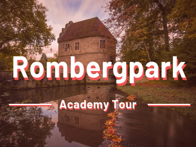Sir Peter Morgan Rätsel Tour - Rombergpark Dortmund