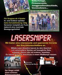 Lasertag Löhme – Braunschweig