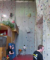 Kletterhalle klettermassiv Düsseldorf