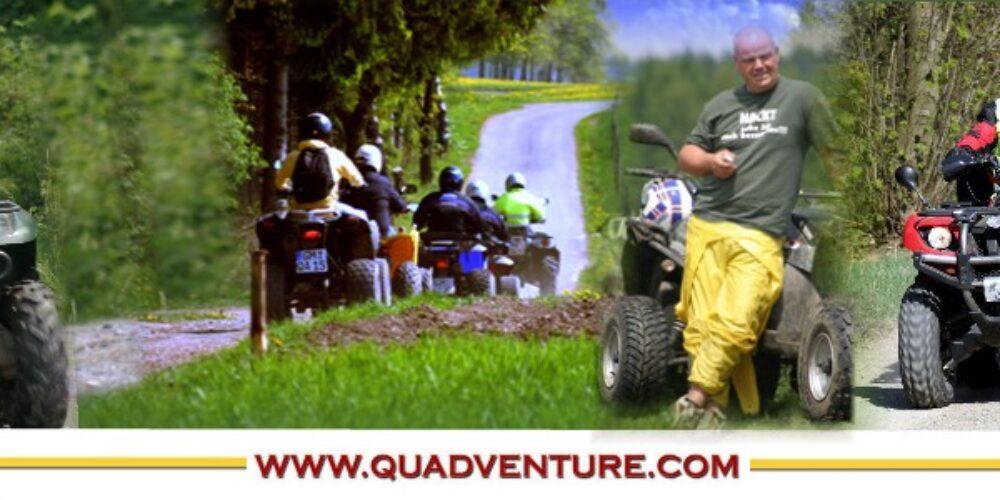 Quadventure Europe!