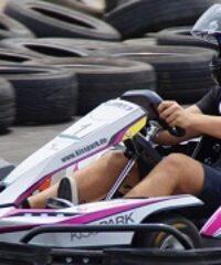 Elektro-Go-Kart Bad Kissingen