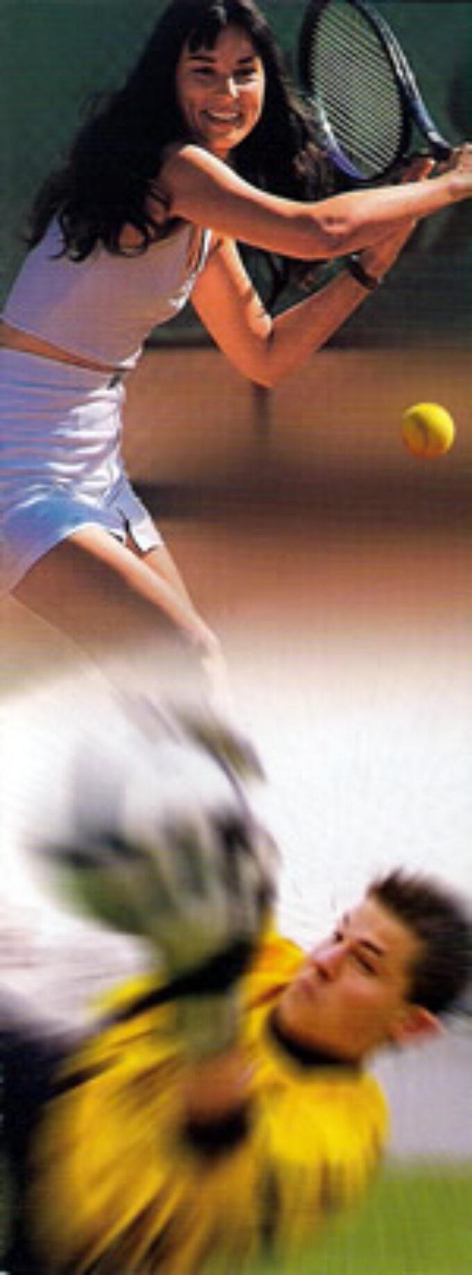 Tennis und Soccerhalle Dellbrueck