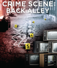 Crime Runners  – Crime Scene: Back alley