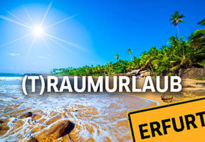 (T)RAUMURLAUB – Raumrätsel Thüringen Weimar