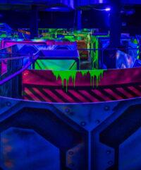 Lasertag LaserZone – Essen