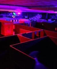 Lasertag LaserZone – Frankfurt