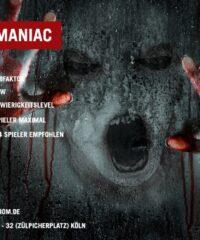 The Maniac – Quest Room Köln
