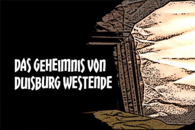 DAS GEHEIMNIS VON DUISBURG WESTENDE – Geschlossene Gesellschaft Duisburg