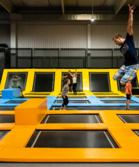 MAXX Arena – Trampolinhalle und Clip 'n Climb Kirchheim b. München