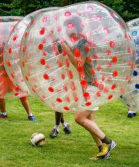 Bubbleball soccerworld Dortmund