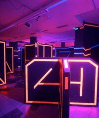 Lasertag Deutschland Frankfurt-Ost