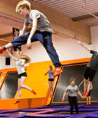 Tampolinpark – Jump House Flensburg