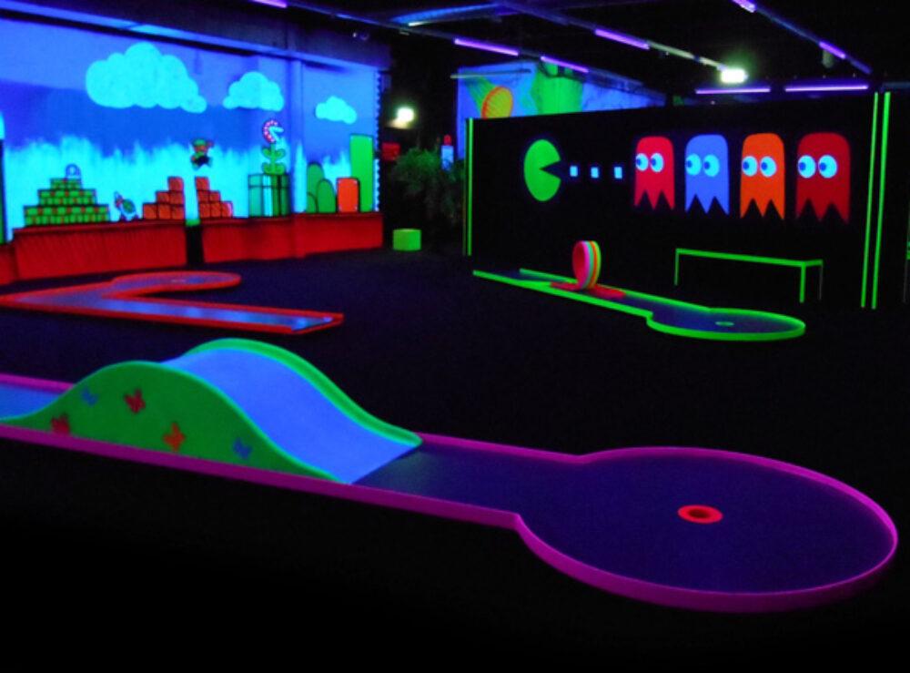 Indoor Minigolf Herborn und Friedberg .. | Action Fans