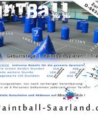 Paintball Saarland