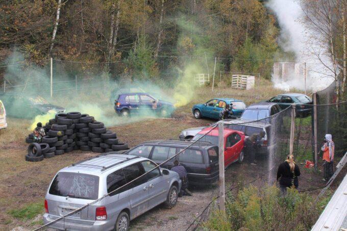 Paintball-Action – Hessisch Lichtenau