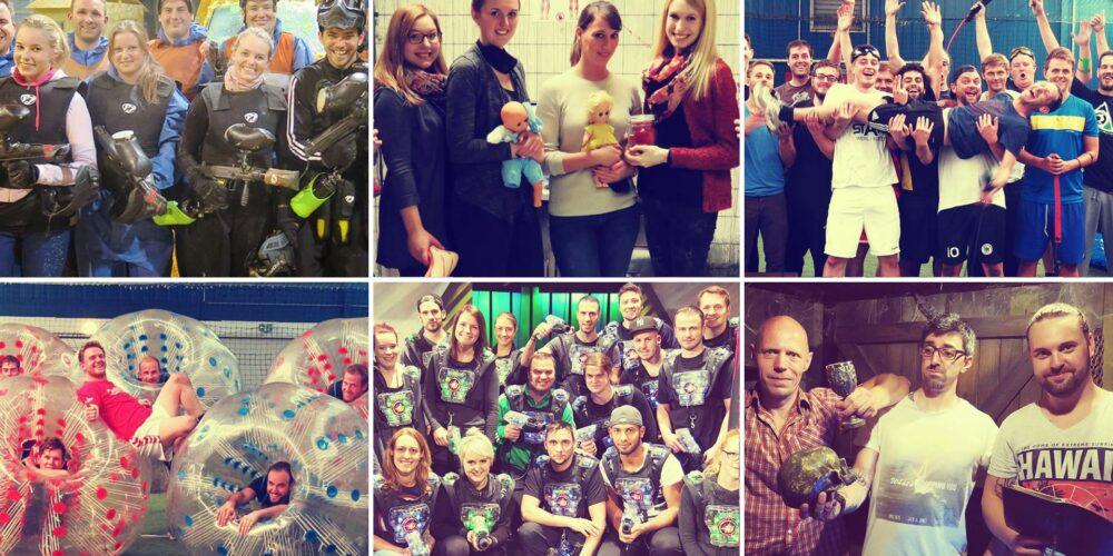 Unsere top Schlechtwetter Aktivitäten in NRW - Action Fans