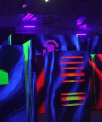 Lasertag LaserZone – Bielefeld
