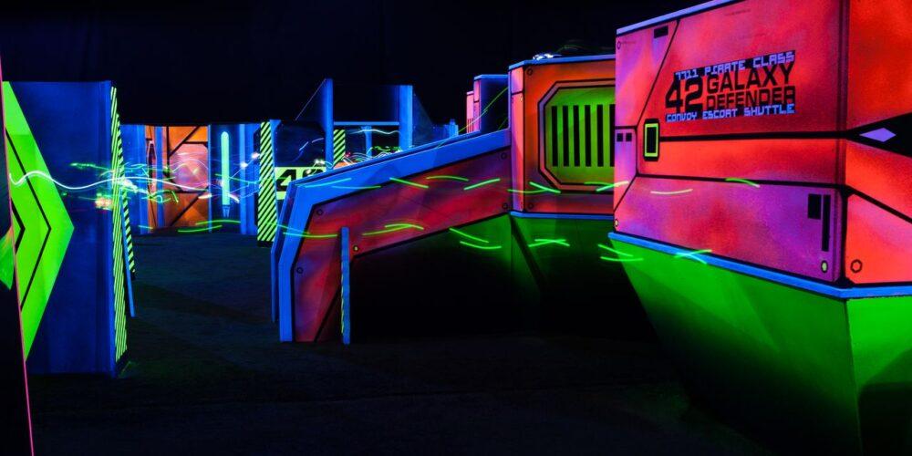 Lasertag im zentralen Ruhrgebiet