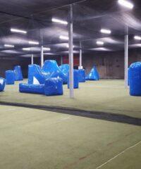 Paintball Spielfeld pbstadion Neudenau
