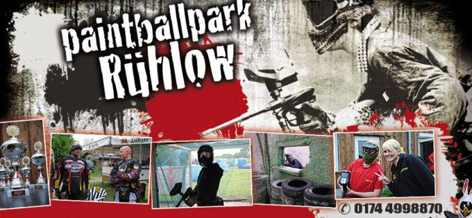 Paintballpark Rühlow!
