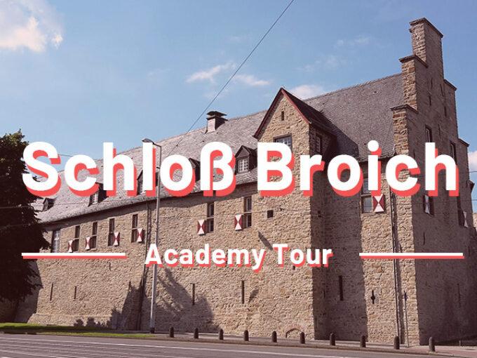 Sir Peter Morgan Rätsel Tour – Schloß Broich Mülheim an der Ruhr