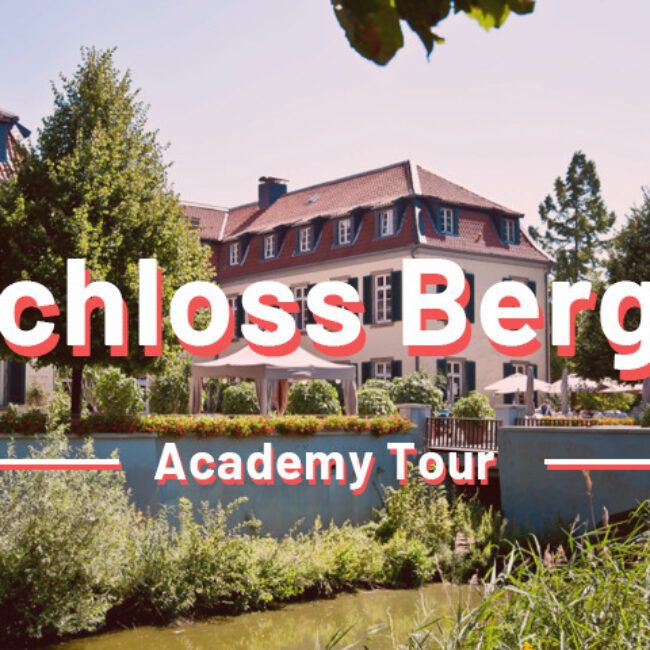 Schloss Berge – Sir Peter Morgan Academy Tour Gelsenkirchen